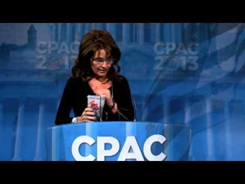 CPAC 2013 - Former Governor Sarah Palin (R-AK)