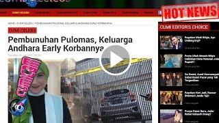 Almarhum Dodi Sering Datangi Mantan Istri Lewat Mimipi - Cumicam 09 Januari 2017