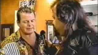 Jerry the king Lawler on the birth of the andy kaufman War