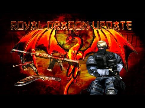 Royal Dragon Patch Showoff - CrossFire North America