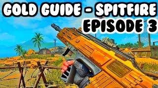 Black Ops 4 Gold Guide - Easy Headshots With Spitfire!