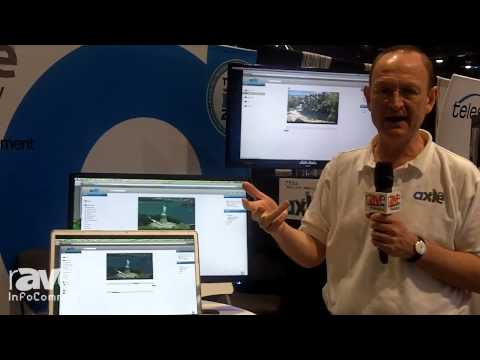 InfoComm 2014: axle Shows its axle Gear Cataloging Software