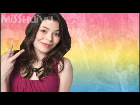 Miranda Cosgrove - Leave it all to me - iCarly theme song (Lyrics...