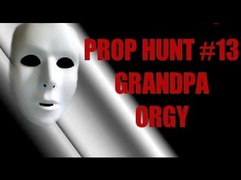 Grandpa Orgy || Gmod - Prop Hunt