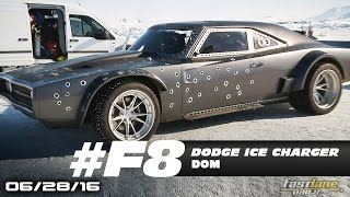 Cars of Fast & Furious 8, Top Gear USA Cancelled, 2017 Ford GT '66 Heritage - Fast Lane Daily