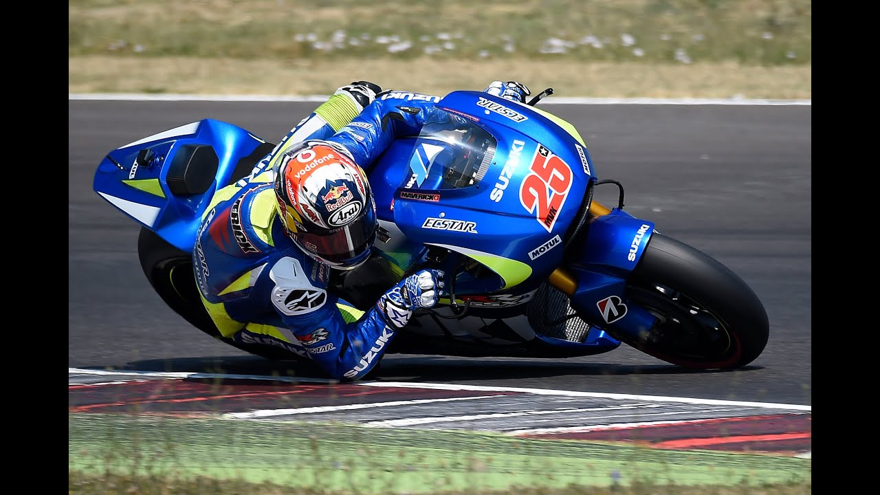 Bikesport News Team SUZUKI ECSTAR MISANO