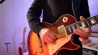 Dire Straits / Mark Knopfler Brothers in Arms - guitar solo by Ingo Raven, Music Man 212 HD 130 amp