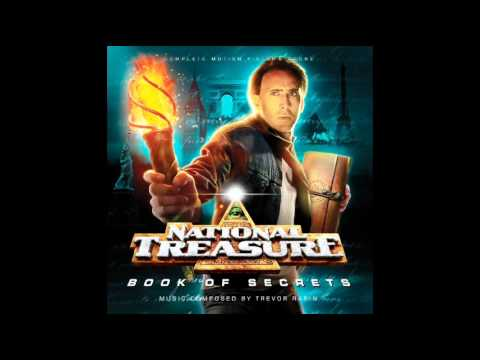 Trevor Rabin - Cibola (National Treasure: Book Of Secrets)