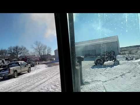 John Deere 4230 cold start