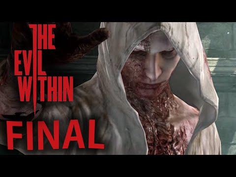 The Evil Within - FINAL ÉPICO!!! [ PC - Playthrough ]