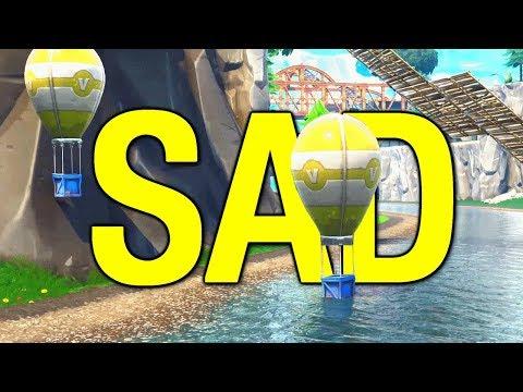 Sad Fortnite Edit