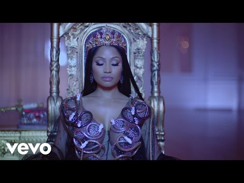 Nicki Minaj - No Frauds