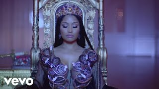 Клип Nicki Minaj - No Frauds ft. Drake & Lil Wayne
