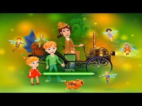 Загадки старого дома Детские приключения Игровой мульт Видео про Гошу и Марусю Let's play
