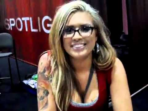 Porn Star Eva Angelina Personalized Video To Kenneth  Exxxotica Los Angeles 2011 video