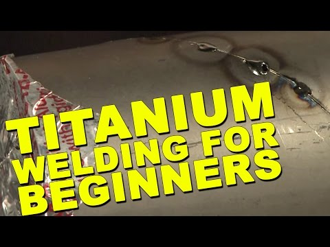 How to Weld Titanium: Tacking without any Purge Devices