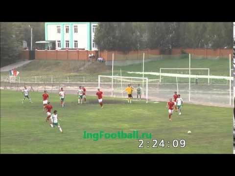Видеообзор матча Ангушт 3:2 Спартак Нальчик