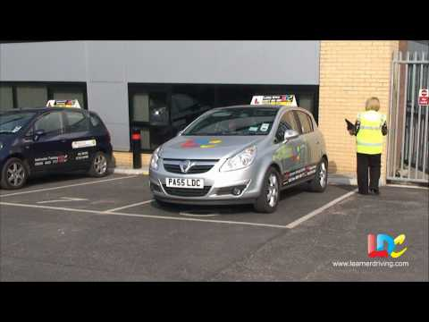 UK Driving Test 1/6 - LDC driving school