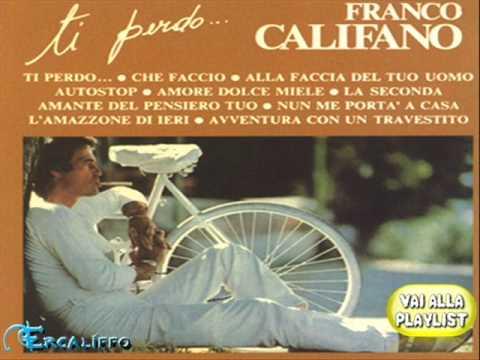 Franco Califano – La seconda