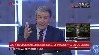 Editorial VHM: El escándalo Stornelli y le silencio cómplice
