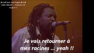 """Lucky Dube """"back to my roots"""" traduction FR"""