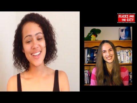 Game of Thrones Seasons 3 & 4 & The Killing Woods - Nathalie Emmanuel Interview