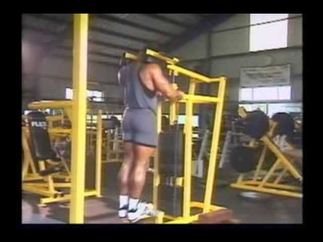 Joe Weider's Bodybuilding Training System Tape 10 - Training Safe & Smart