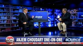 Tarek's take on Anjem Choudary