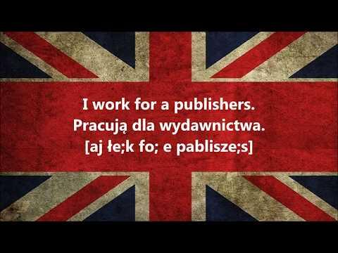 Najczęściej Używane Zwroty W Angielskim Cz.18 - Szybka Nauka Angielskiego