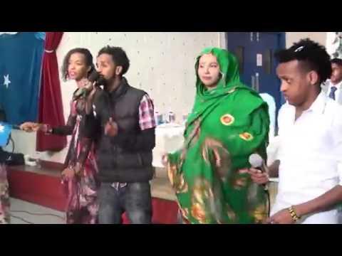 Live Stage Baashaal Macaan Mo Tango 2013