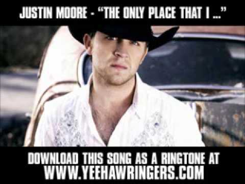 Justin Moore - The Only Place That I Call Home [ New Video + Download ]