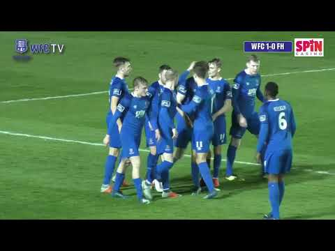 WATERFORD FC 4-0 FINN HARPS - SSE AIRTRICITY LEAGUE - 29.3.19