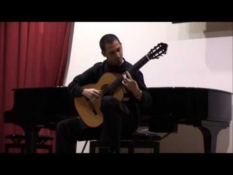 Unai Insausti. Fandango - J. Rodrigo (Live)