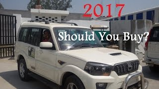 Mahindra Scorpio 2017- Full In-Depth Vlog || Driving Experince, Exterior, Interior, etc
