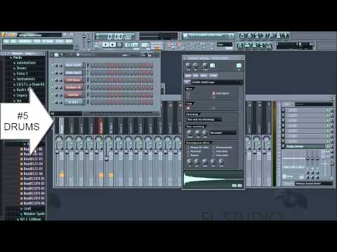 How to make a Kwaito beat in FL Studio