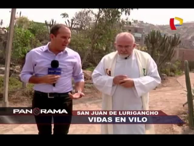 San Juan de Lurigancho: vidas en vilo por acción de la delincuencia