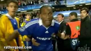 Drogba's Disgrace: HIP HOP REMIX