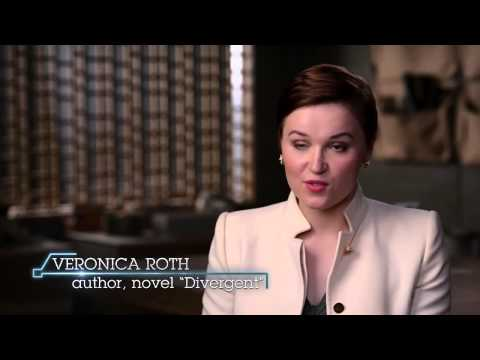 DIVERGENT 'Theo James' Character Trailer