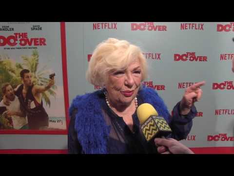 Renée Taylor Interview: 'The Do Over' Movie Premiere