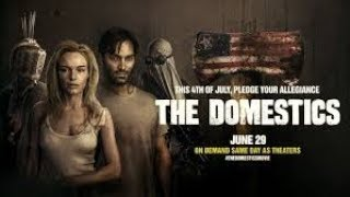 THE DOMESTICS Official Trailer 2018 Kate Bosworth, Action, Thriller Movie HD
