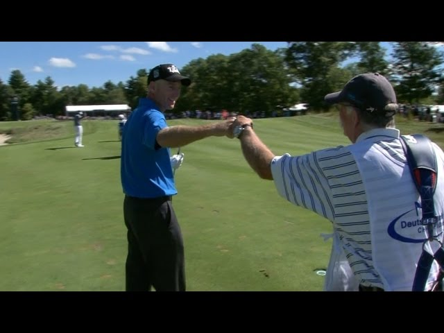 Jim Furyk hole out leads Shots of the Week