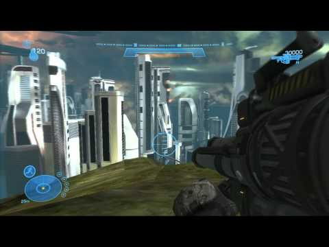 Halo: Reach Campaign Save Modding with Darkfall Xbox 360 Modding Program