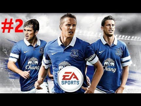 FIFA 15 Everton Career Mode - Episode 2 - RAFA VAN DER VAART! (Ps4/Xbox One Gameplay 1080p HD)