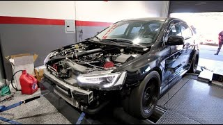 Building A 900HP EVO X In 10 Minutes!