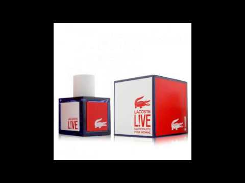 Lacoste LIVE Werbesong 5 Minutes MIX