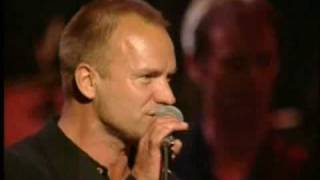 Mark Knopfler     Money For Nothing       live