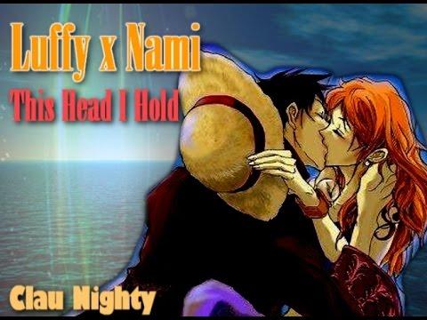 [head I Hold]  -  ♥luffy X Nami♥ video