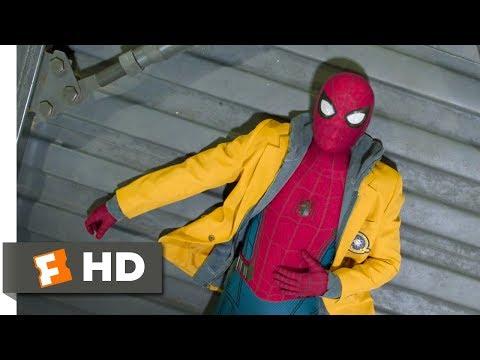 Spider-Man: Homecoming (2017) - Damage Control Warehouse Scene (2/10) | Movieclips thumbnail