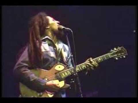 Bob Marley - Natural Mystic Live In Dortmund, Germany