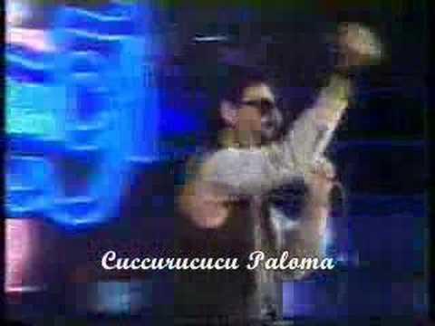 Franco Battiato - Cucurrucucu (versione Spagnola)